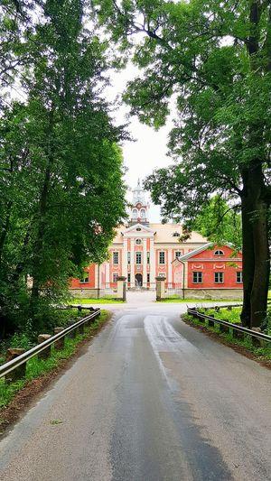 Mariedals Slott Castle Swedish Castle Lundsbrunn Götene Skara Skaraborg Västra Götaland Sweden Beautiful Buildings