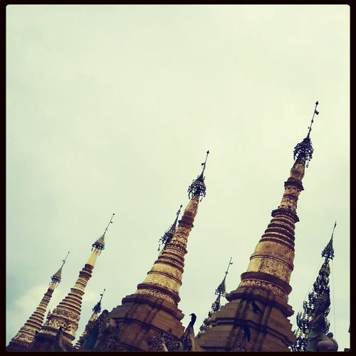 Shwe Dagon Pagoda Mom's Birthday