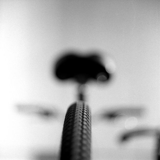 Transportation: Bicycle Bicycle Bicycle Seat Bicycle Tire Bicycles Black And White Photography Exercise No People Outdoors Shallow Depth Of Field Shallow DOF Tire Transportation