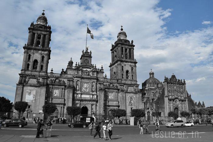 Catedral Iglesia Df Distritofederal Catedraldedistritofederal Cdmx Colorsplash Vintage Architecture Leslie_Gr_In Mexico Mexico City Mexico_maravilloso Mexico De Mis Amores
