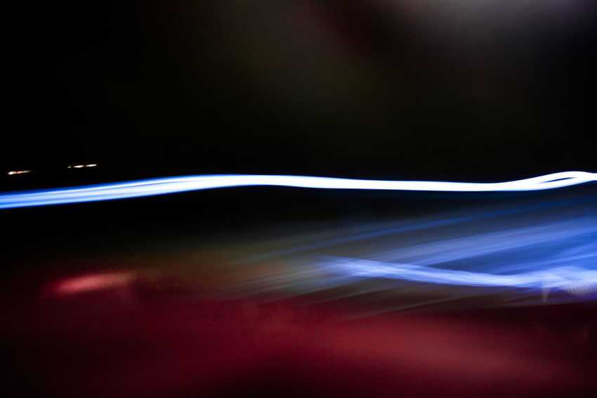 Abstract Light Art Photography at night Abstract Photography Blurred Light Movement Abstract Black Background Blue Blurred Background Blurred Lights Blurred Motion Blurred Movement Close-up Cyberspace Futuristic Illuminated Night Space Space Exploration Technology Texture