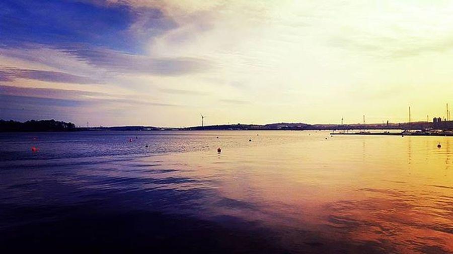 Monkstowncork Cork Oceanside Ocean Harbour Ireland Scenery Views Beauty Peaceful Relaxing Tranquility Sea