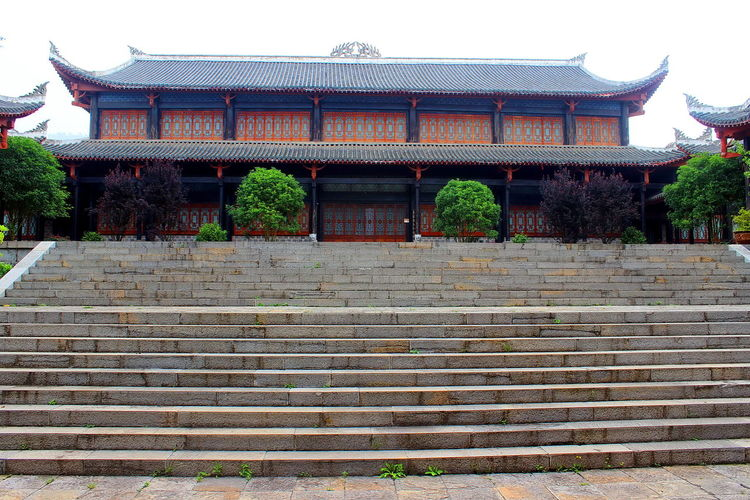Cultural Museum in KaiYang, Guizhou Carving Carving - Craft Product Cultural Heritage Culturalrelic Garden Architecture Gardens Heritage Heritagepark HeritageVillage Museum Scenery Scenics Stone - Object Tranquility Heritage Site China,Guizhou China Muesum Scenic Oriental Colourful