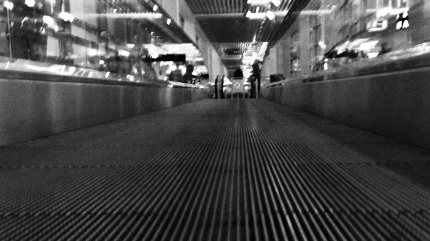 Always on the run ... At The Airport Lines Journeys