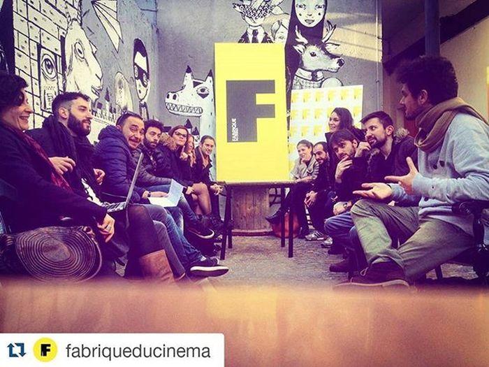 Working... Oscarriunione Fabriqueducinema Oscarfabrique2016