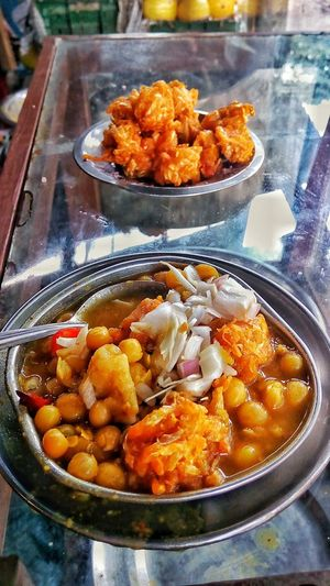 Pakoras Yummy Food And Drink Dimapu