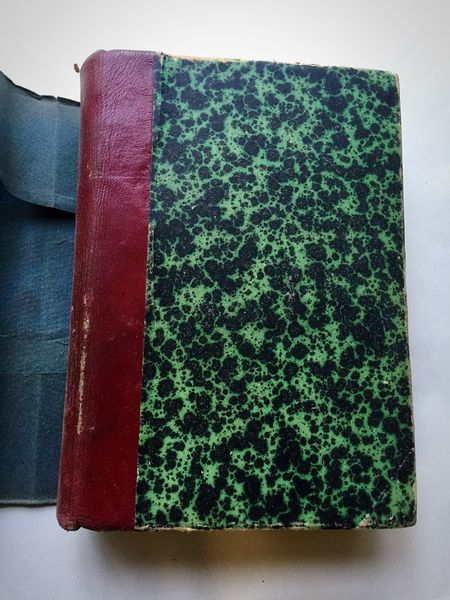 Old Book Vintage Cover Education No People Paper Hardcover Book Antique Literature