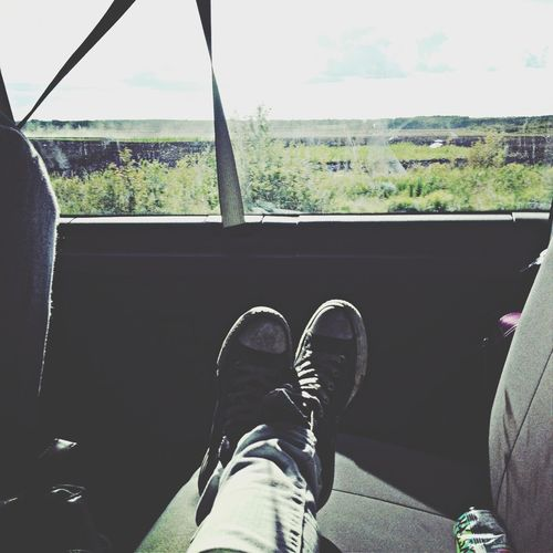 When I Went A Road Trip'