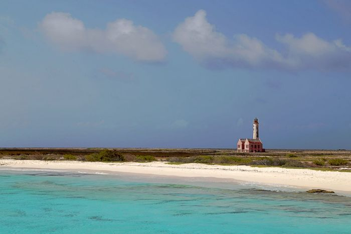 Caribbean Sea Klein Curacao Architecture Beach Beauty In Nature Building Exterior Built Structure Cloud - Sky Day Horizon Over Water Island Lighthouse Nature No People Outdoors Sand Scenics Sea Sky Water