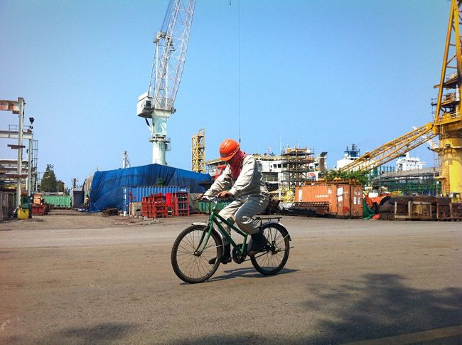 Lamchabang | March 15, 2015. Mobilephotography Humanride