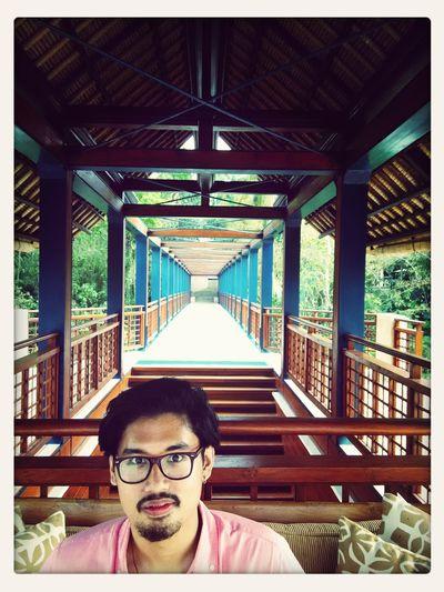 Andhikamuksin the illustrator Artist Indonesia Bali Island