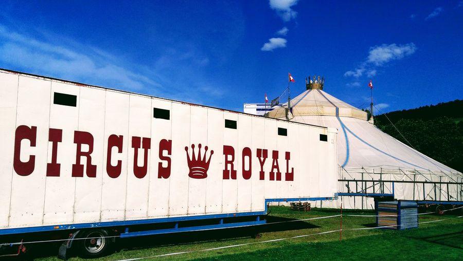 Circus Royal in