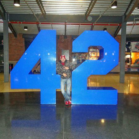 That's Me NYC Jackie Robinson Mets