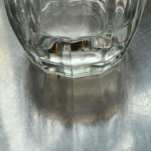 Reflection Glass Water