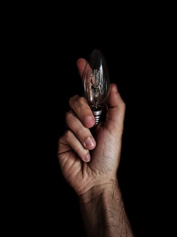 Human Body Part Human Hand Black Background Studio Shot Social Issues Holding Adult People Close-up Shot Glass One Person Adults Only One Man Only Day