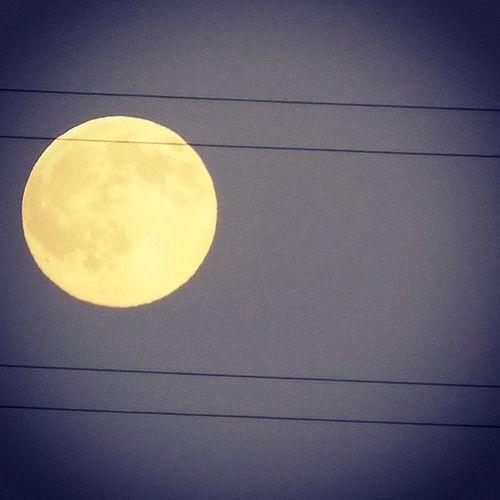 Moonlight Full Moon Moonglow