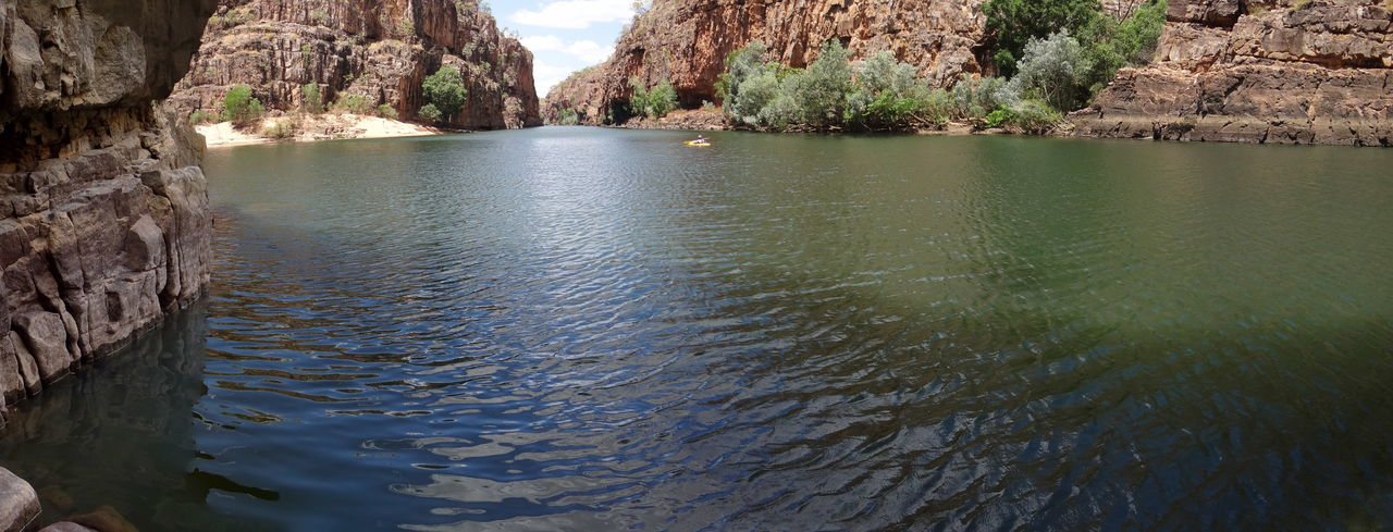 Butterfly Gorge, Nitmiluk National Park, Katherine, Northern Territory, Australia Australia Australian Australian Landscape Kakadu National Park Katherine Katherine Gorge Katherine NT Australia Nitmiluk National Park Northern Territory Beauty In Nature Butterfly Gorge Day Katherine National Park Nature Nitmiluk No People Outdoors Plant Scenics - Nature Tranquil Scene Tranquility Water