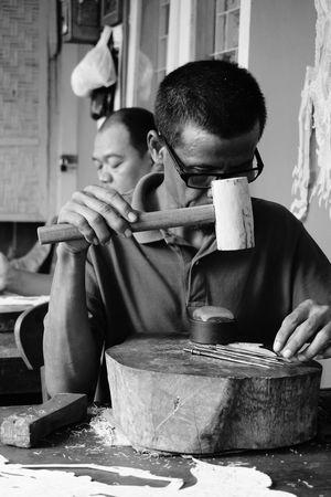 Taman Sari - Yogyakarta Domestic Life People Streetphotography_bw Puppet Master Handmade Art Handcraft Sony A6000