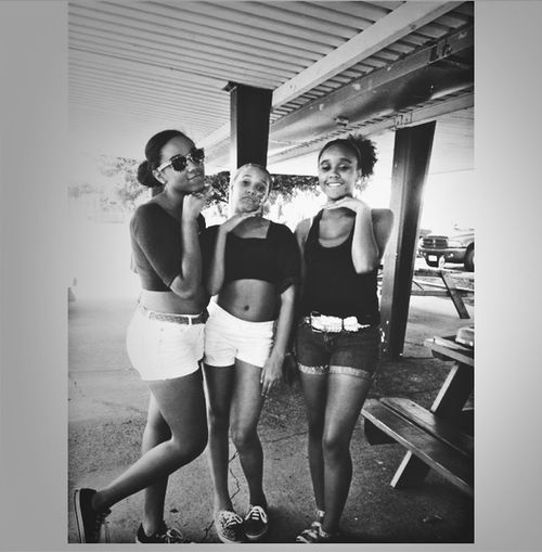 Me And My Sisters❤