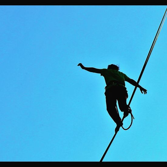 Slackline, Highline, Longline Adventure Club Slackline Equilibrio Highline Longline Slackvida Slacklife Caminata Bosque Magico Slaker Slackblue Sunset Air Sky Landscape Nature High Panoramic Simple Things In Life Panoramic Photography The Color Of Sport