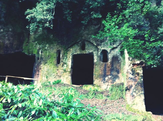 Necropolis History Of Etruscan