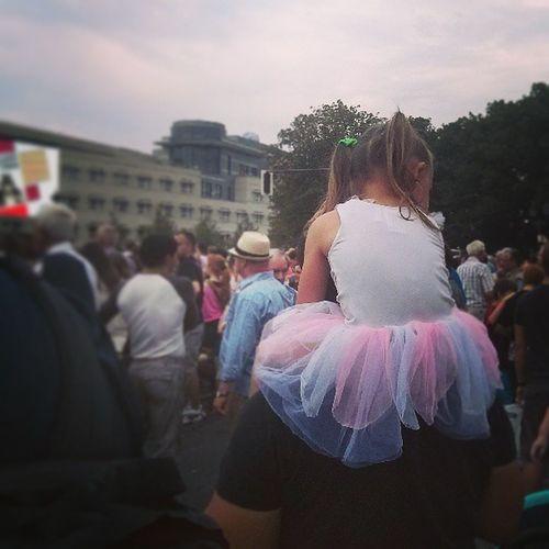 Ballerina Berlin Brandenburgertor Spd Party Birthday