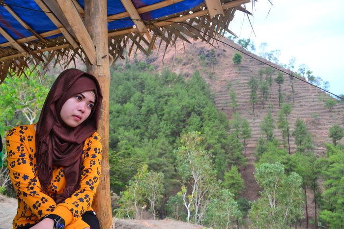 NikonD3100 Model Hijab EyeEm Indonesia Fotography
