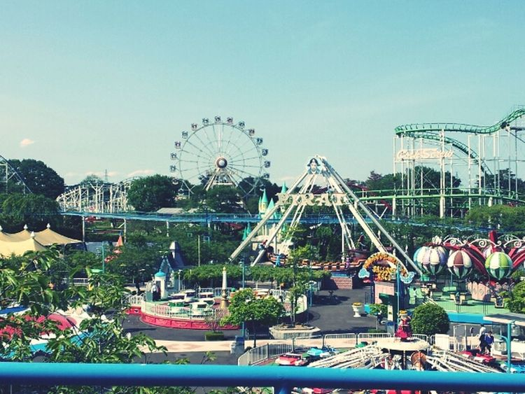 my hometown♡ 遊園地 Amusement Park Popular Photos Enjoying Life