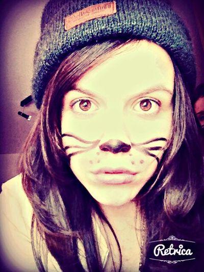 Rawrrrrr ! Wild Cat ??? Natural Beauty Just Me