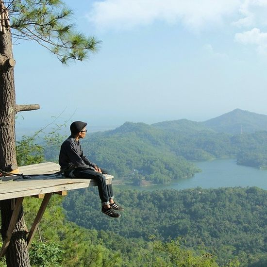 I know for sure that life is beautiful around the world. Travelingindonesia Explorejogja