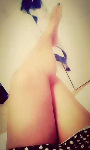 Hi Beautiful Sexy Legs Have A Nice Day♥