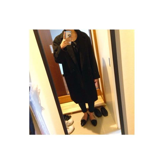 That's Me Codenate Longcoat Black