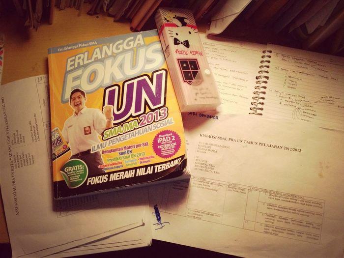 studying fo exam tmrw