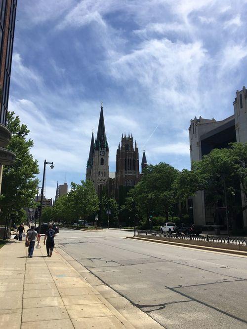Marquette Milwaukee Cloud - Sky Outdoors Cityscape