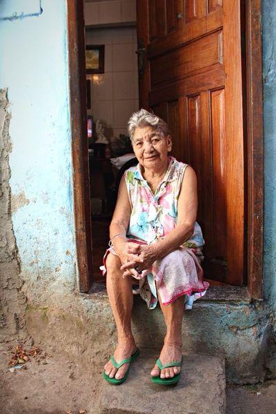 The Human Condition Old People Color Portrait Portrait RePicture Ageing The Portraitist - 2015 EyeEm Awards EyeEm Best Shots Favela Rio De Janeiro Brazil