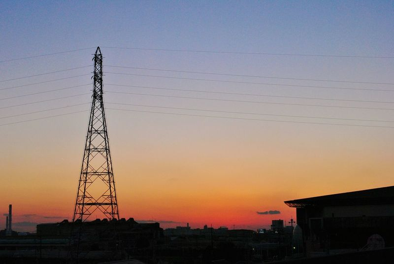 Sunset Sky Technology Metal Social Issues Low Angle View Electricity  No People Environment Electricity Pylon Outdoors Industry Nature Tower Day Petrochemical Plant The Great Outdoors - 2017 EyeEm Awards The Great Outdoors - 2017 EyeEm Awards The Great Outdoors - 2017 EyeEm Awards