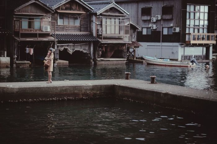 Peoplephotography People People Of EyeEm Portrait EyeEm Japan Sea Seascape Landscape Kyoto 舟屋 伊根
