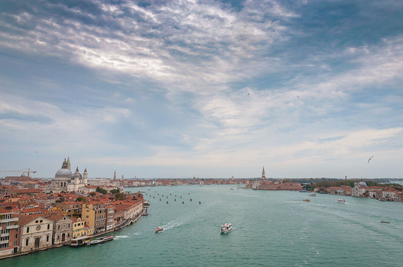 Venice aerial