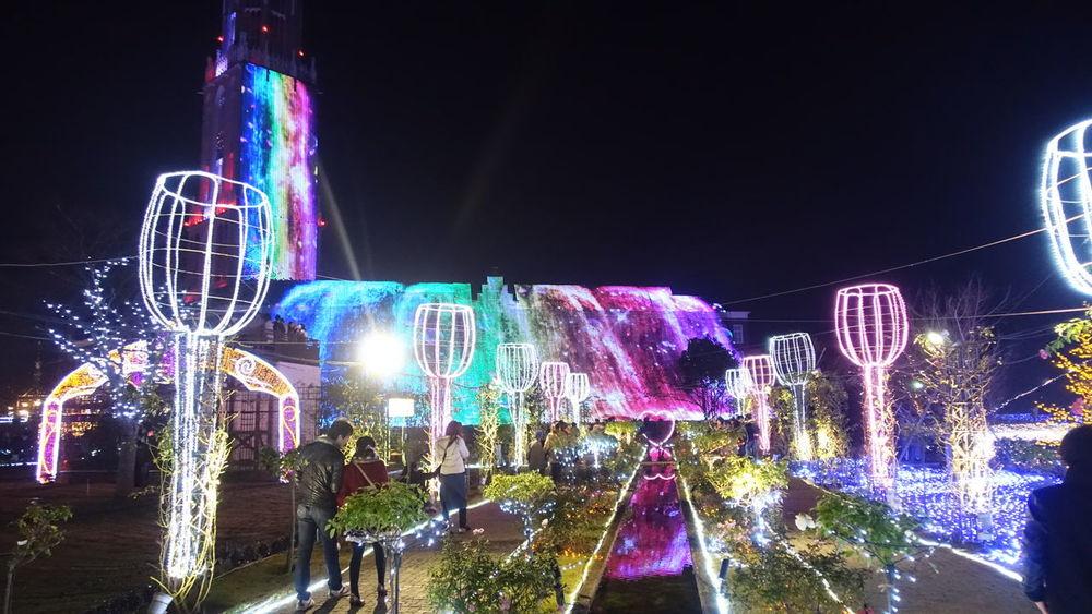 佐世保 Japan ハウステンボス Night Lights Sony Travel Trip Follow Like4like Nagasaki Followback F4F Hello World Sasebo Beautiful Night Hello World