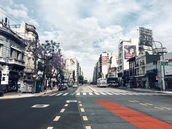 City Building Exterior Street Architecture Built Structure Road Sky Outdoors Day Cloud - Sky No People Metrobus