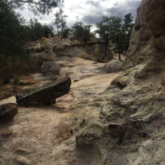 Rock formations in Colorado First Eyeem Photo