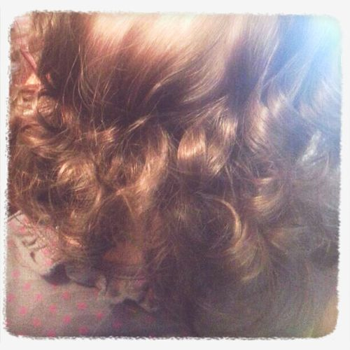 my princesses curls