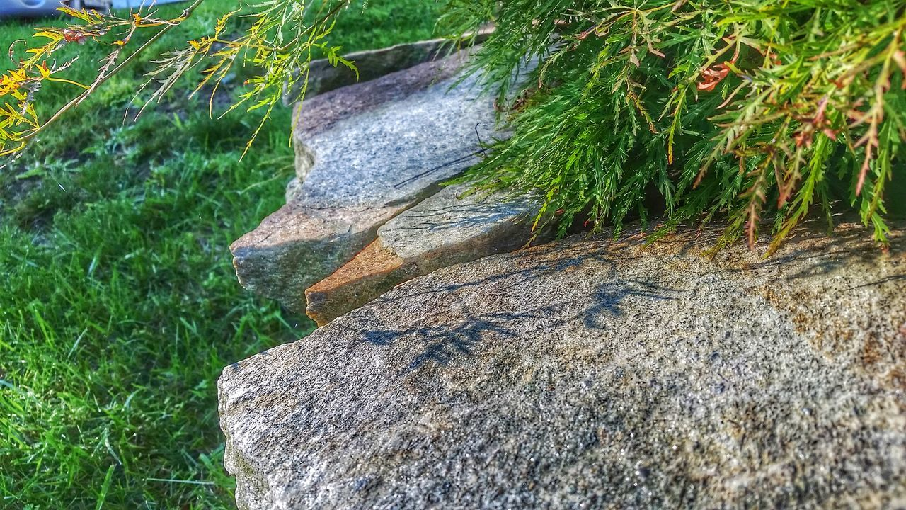 Graffiti On Rock