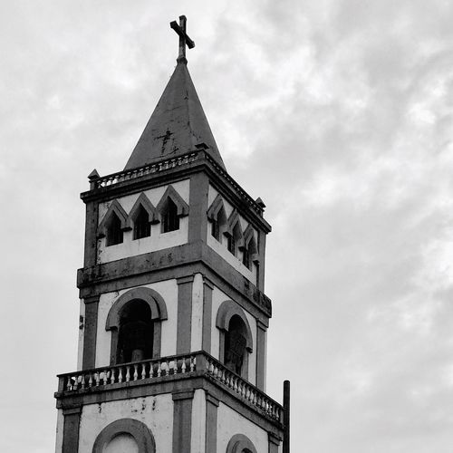 Bell tower Religion Building Exterior Built Structure Architecture Church Bell Tower
