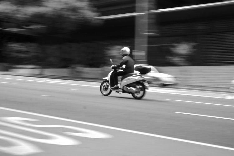 Speedy riding