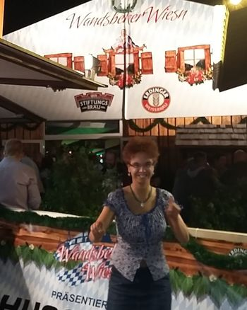 Oktoberfest 2016 Wandsbek Markt September 2016 Party Time