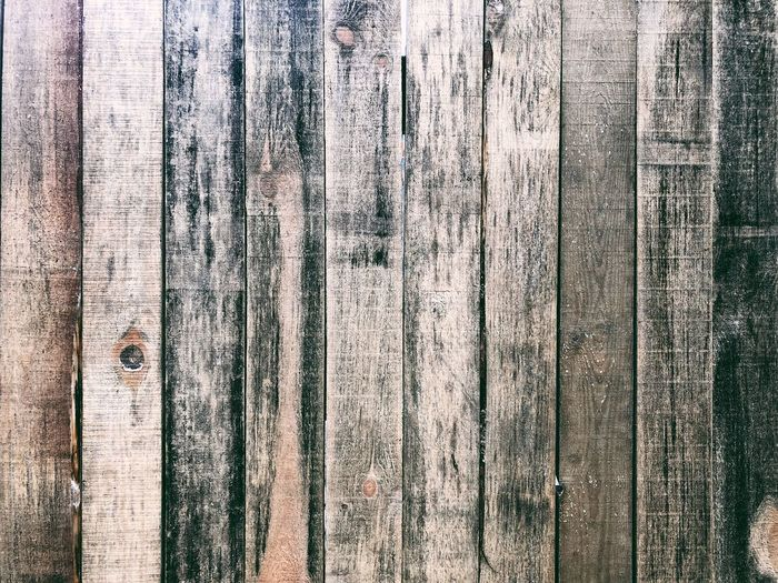 Wooden Plank Wood - Material Textured  Backgrounds Weathered Full Frame Damaged Pattern Hardwood Wood Grain