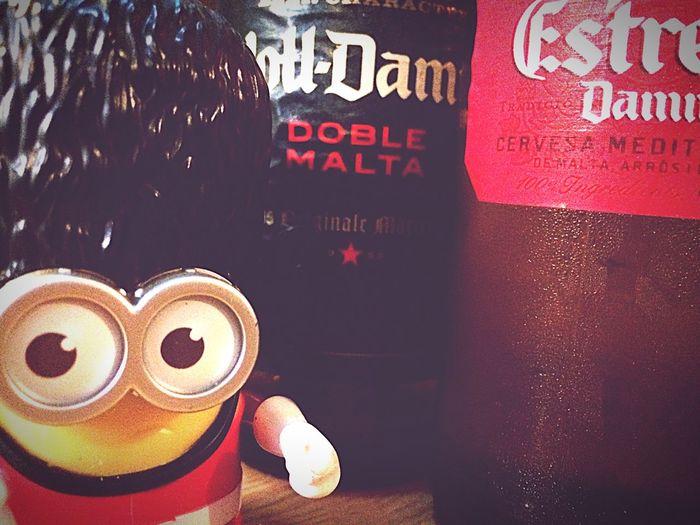 Minions Beer Damm Banana!!!!!