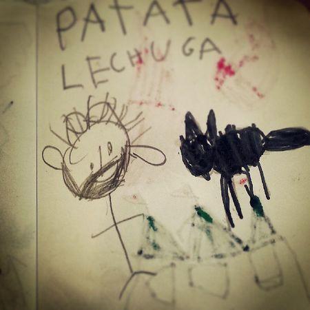 Patata Lechuga