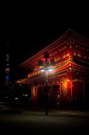 Sensoji & Tokyo SkyTree (Tokyo, Japan) Asakusa Asakusa Sensoji Temple Asakusa Shrine Asakusa Temple Japanese Architecture Japanese Culture Tokyo Sky Tree Tokyo Skytree